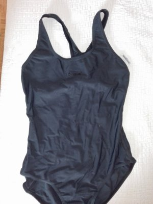 active Swimsuit black polyester