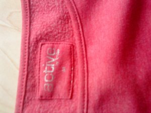 active Sweat Shirt pink mixture fibre