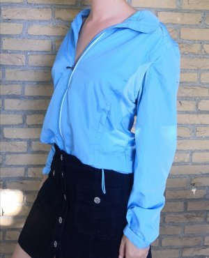 active wear Jacke hellblau