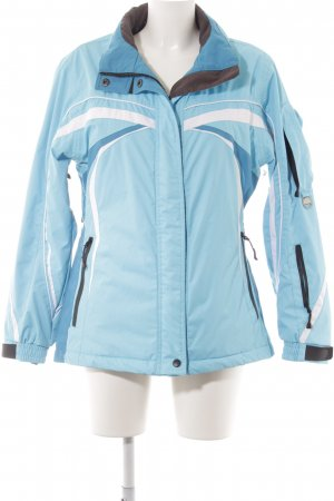 active Winter Jacket multicolored simple style