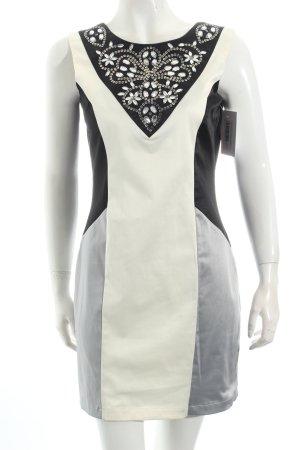 Ad Lib Minikleid mehrfarbig Eleganz-Look