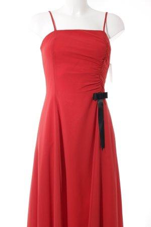 Adagio Vestido de noche rojo elegante