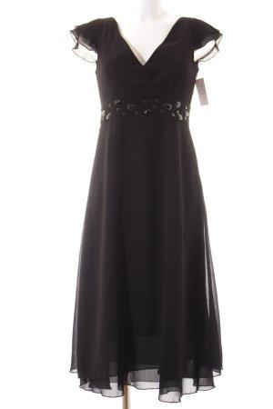 Adagio Abendkleid schwarz Elegant