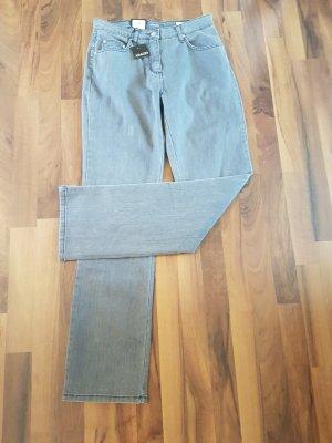 Adagio Amy Stretch Jeans grau Grösse 38