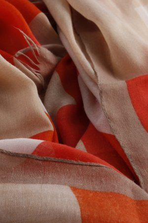 Adagio Schultertuch abstraktes Muster Brit-Look