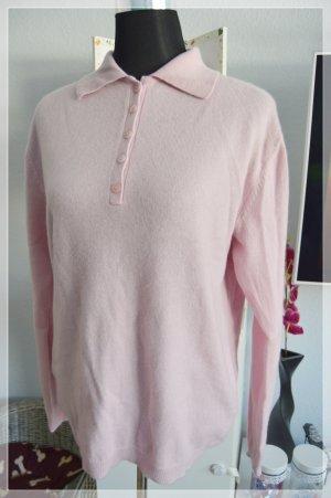 Adaigo kaschmir Extrafein zweifädig Pullover gr.44 rosa