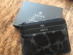 ADAX by Marie Nasemann Card Holder Kartenetui limited Edition aus Kalbsleder