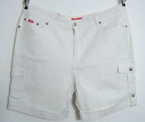 Stretch Jeans white mixture fibre