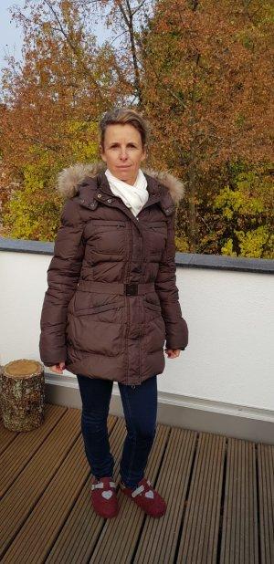 Add Winter Jacket brown