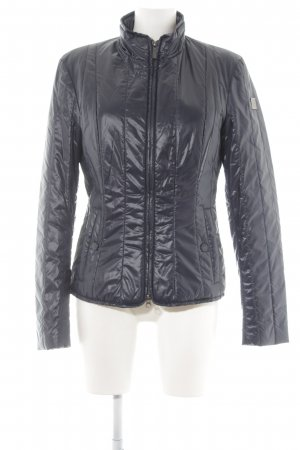 Add Steppjacke blau Steppmuster Casual-Look