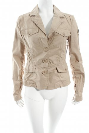 Add Chaqueta de entretiempo beige look casual