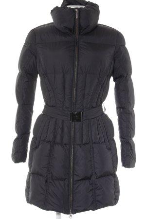 Add Chaqueta de invierno negro look casual