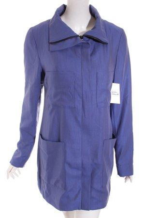 adddress Short Coat blue casual look