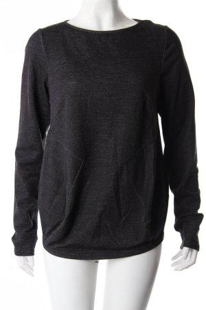 Adddress Sweatshirt black heather