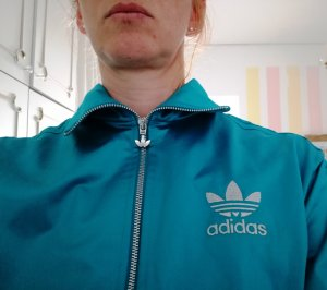 Addidas, Trainingsjacke