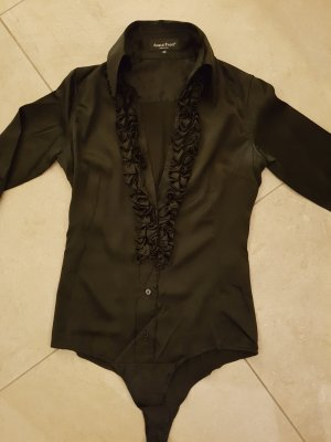 Adele Fado Bodysuit Blouse black