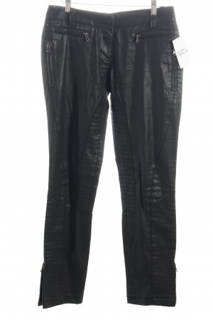 Adele Fado Trousers black casual look
