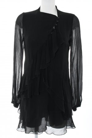 Adele Fado Longsleeve Dress black casual look