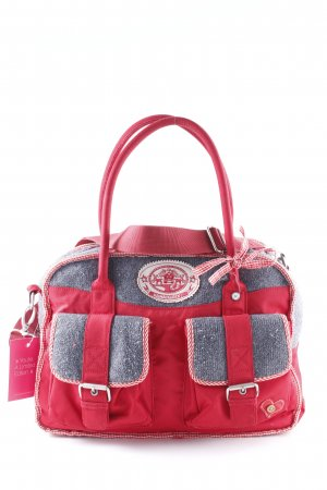 Adelheid Shoulder Bag mixed pattern casual look