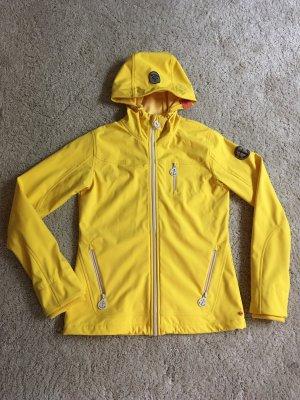 Adenauer & Co Softshell Jacket yellow