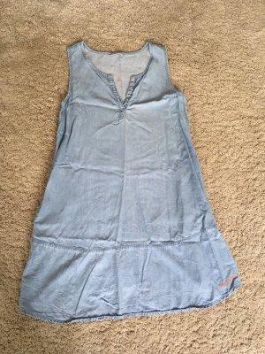 Adenauer & Co Denim Dress azure