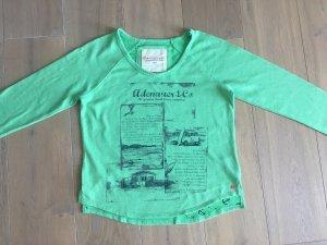 Adenauer & Co Sweatshirt groen