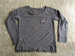 Adenauer & Co Crewneck Sweater grey