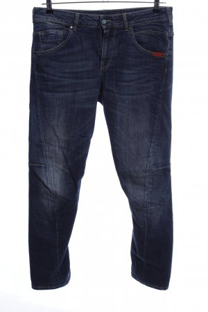 Adenauer & Co Jeans slim fit blu stile casual