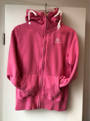 Adenauer & Co Veste sweat rose