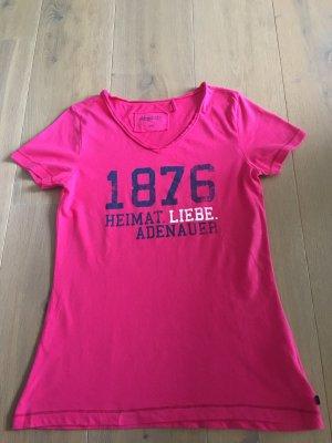 Adenauer & Co T-shirt magenta