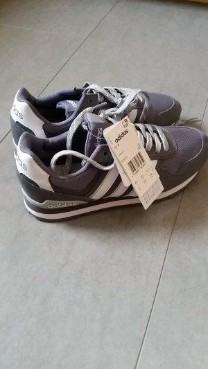 Adidas 10k W Grau Weiß 37.5 NEU mit Etikett
