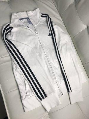 Adidas Long Sleeve Blouse white-black