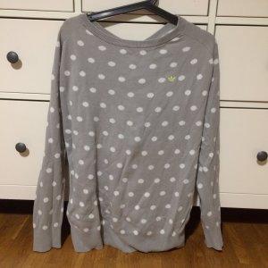Adidas 2in1: Pullover und Jacke Gr. M