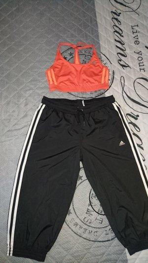 Adidas 3/4 Hose + Oberteil