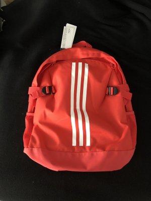 Adidas Schoolrugzak zalm