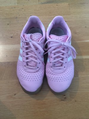 Adidas Originals Lace-Up Sneaker light pink-white
