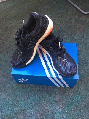 Adidas Zapatillas negro-blanco