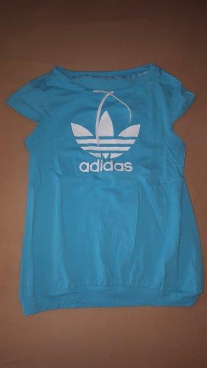 Adidas Strandjurk lichtblauw