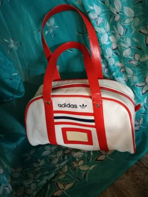 Adidas Carry Bag white-red