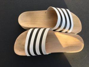 ADIDAS adilette wood Holz