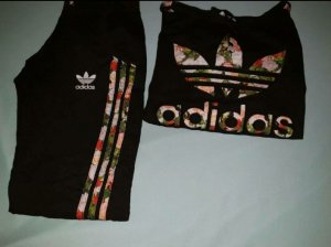 Adidas Leisure suit black