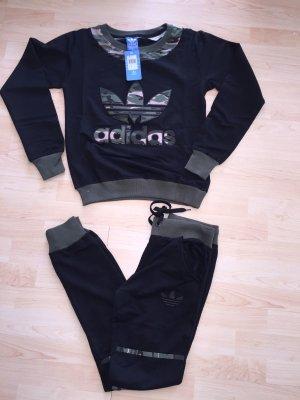 Adidas Anzug sportanzug jogginganzug Trainingsanzug camouflage