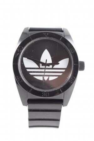 Adidas Self-Winding Watch silver-colored business style