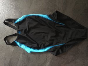 Adidas Swimsuit black-light blue
