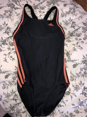 Adidas Maillot de bain gris-orange