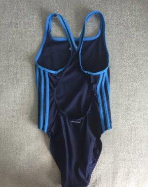 Adidas Costume da bagno blu scuro-azzurro