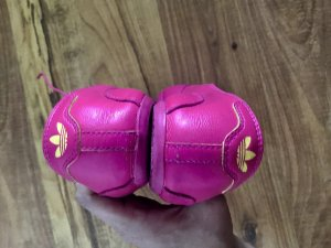 Adidas Sandalias para uso en exteriores rosa