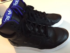 Adidas Bankshot 2.0 Leder High Top Sneaker