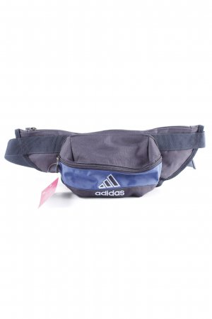 Adidas Bauchtasche dunkelblau-blau Casual-Look