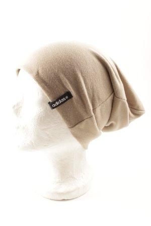 Adidas Beanie beige sportlicher Stil